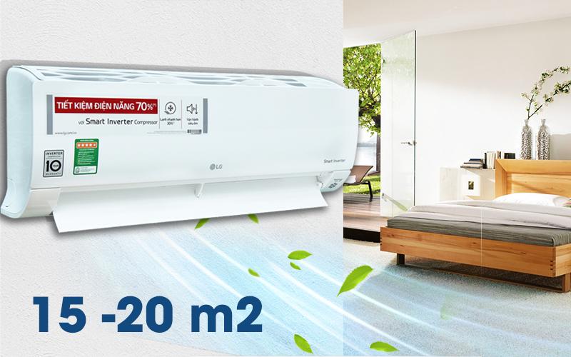 Máy lạnh LG 1.5 HP V13APQ