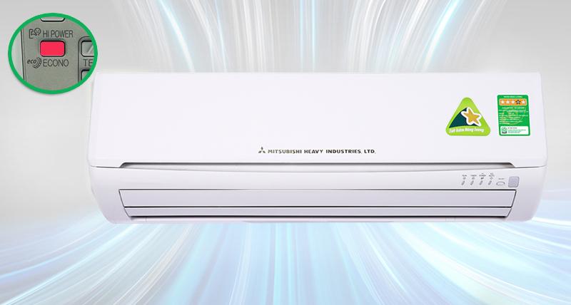 Máy lạnh Mitsubishi Heavy SRK13CRS-S5