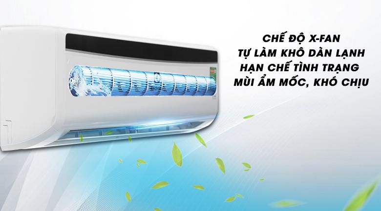 Chế độ tự động làm - Máy lạnh Electrolux 1 HP ESM09CRM-A4