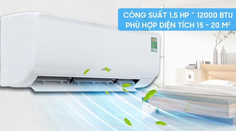 Máy lạnh Samsung Inverter 1.5 HP AR13MVFHGWKNSV