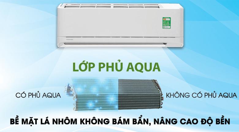 Magic Coil - Máy lạnh Toshiba 1.0 HP RAS-H10QKSG-V