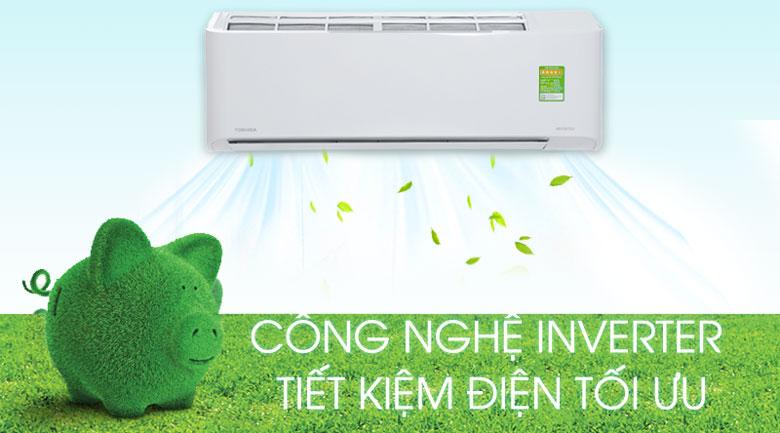 Công nghệ Inverter cho khả năng tiết kiệm điện hiệu quả