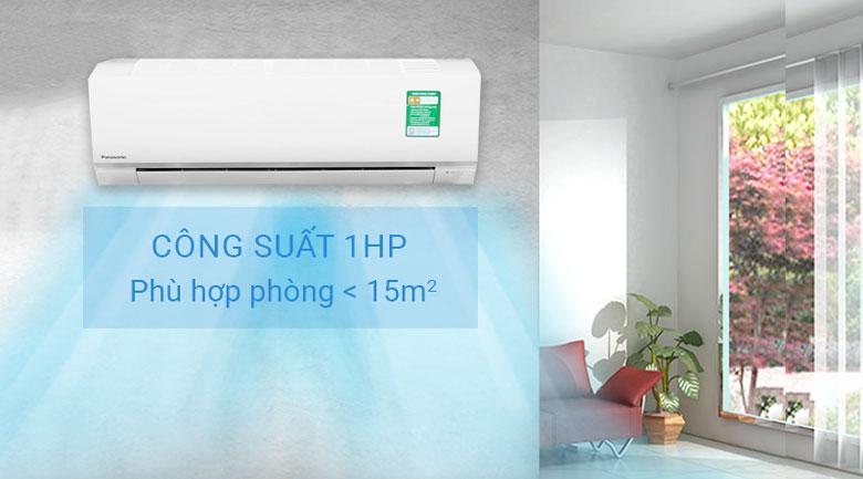 thiết kế máy lạnh panasonic CU-CS-N9SKH-8