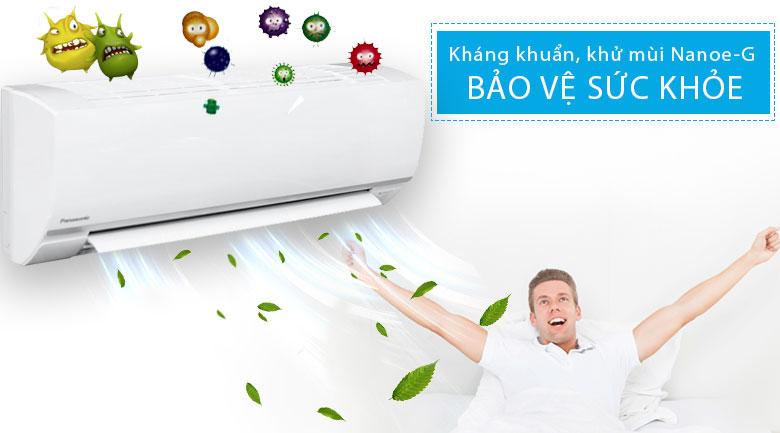 Công nghệ nanoe-G - Máy lạnh Panasonic 1.0 HP CU/CS-N9SKH-8