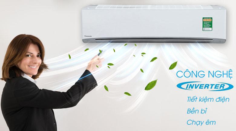 Công nghệ biến tần Inverter
