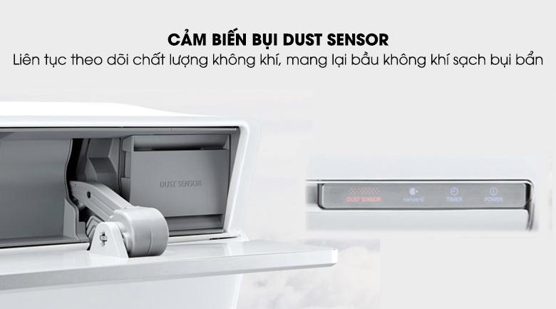 Dust sensor - Điều hòa 2 chiều Panasonic Inverter 8530 BTU CU/CS-VZ9TKH-8