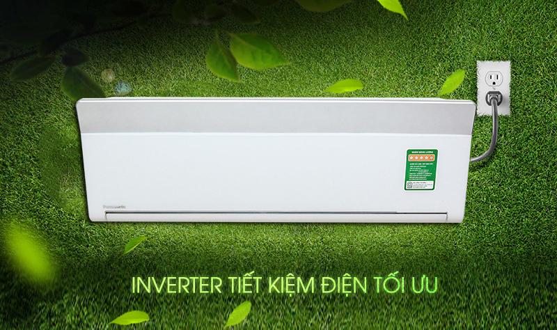 Công nghệ Inverter tiết kiệm điện năng hiệu quả