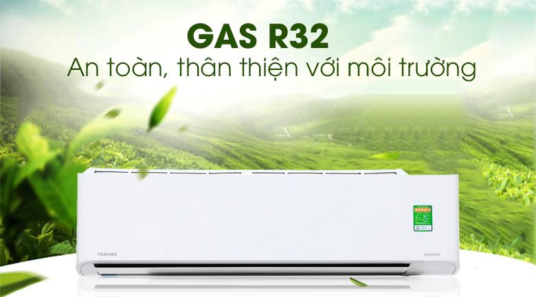 Máy lạnh Toshiba Inverter 2 HP RAS-H18PKCVG-V - Gas R32