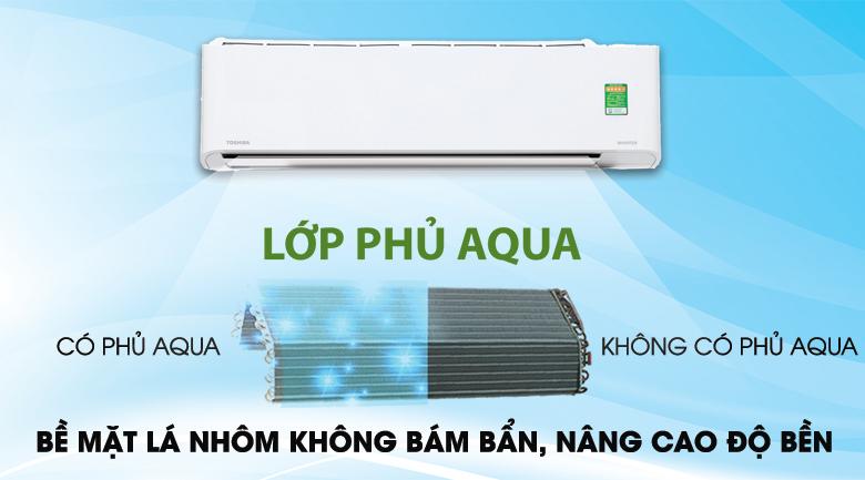 Máy lạnh Toshiba Inverter 2 HP RAS-H18PKCVG-V - Chống bám bẩn Magic coil