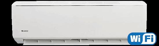 Máy lạnh Inverter Gree 1 HP GWC09QB-K3DNB6B