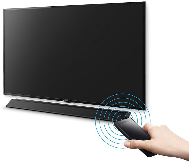 Loa thanh Sony HT-CT80 - 2.1 kênh - Kết nối không dây