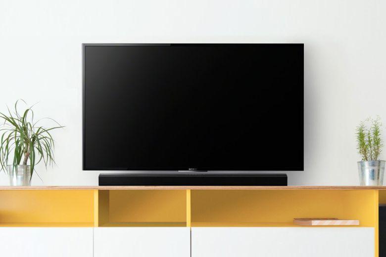 Loa Soundbar 2.1 Sony HT-CT180 - Thiết kế đơn giản gọn nhẹ