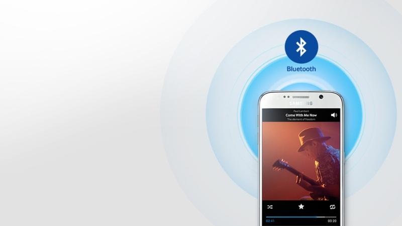 Loa Soundbar 2.1 Samsung HW-K450/XV- Kết nối nhanh chóng, dễ dàng