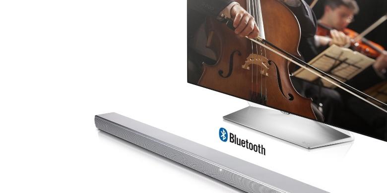 Loa Soundbar 2.1 LG SH5