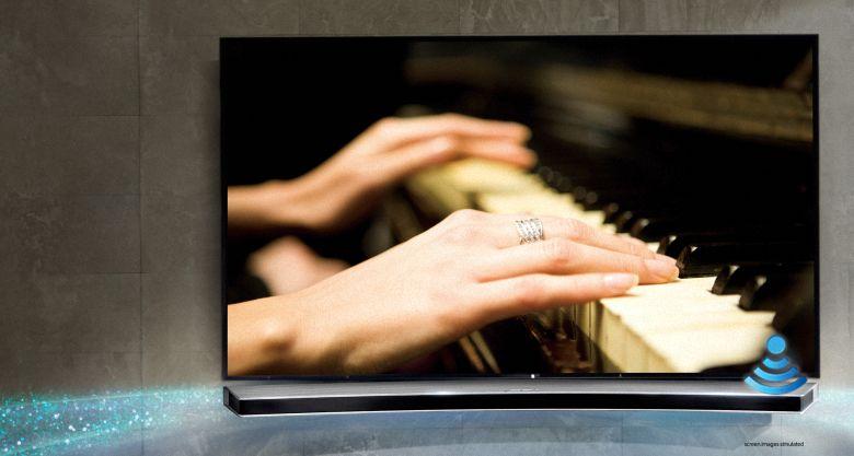Loa Soundbar 8.1 Samsung HW-J7501/XV - Kết nối không dây tự do