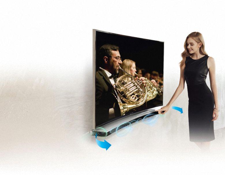 Loa Soundbar 8.1 Samsung HW-J7501/XV - Âm thanh mạnh mẽ