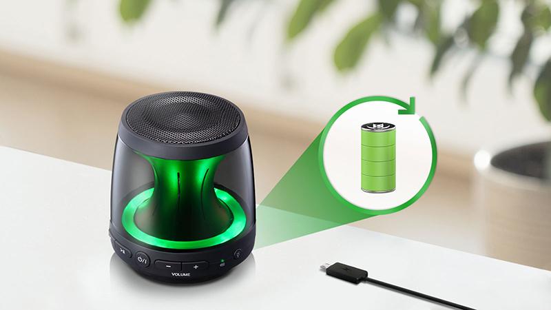 Loa Bluetooth LG PH1. AVNMLLK - PIN sạc tiện lợi