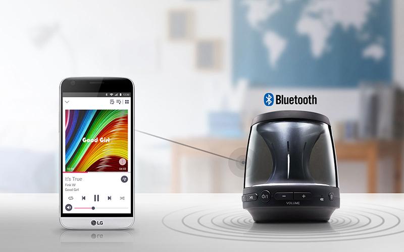 Loa Bluetooth LG PH1. AVNMLLK - Kết nối Bluetooth