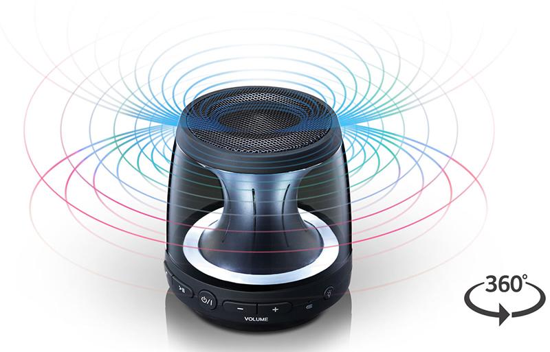 Loa Bluetooth LG PH1. AVNMLLK - Âm thanh 360 độ