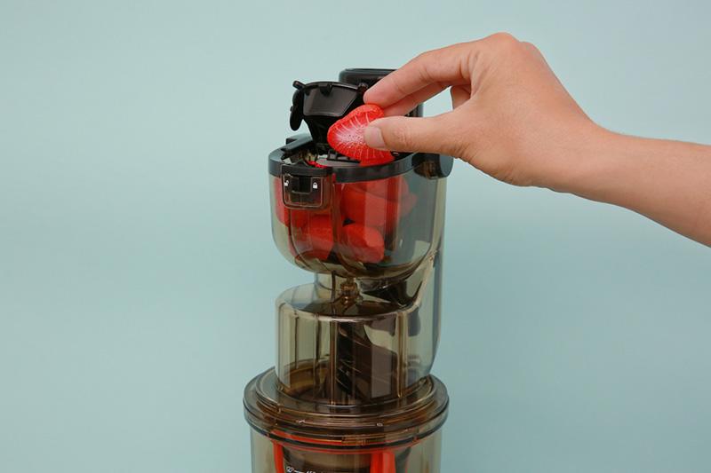 Công nghệ ép chậm bảo toàn dinh dưỡng - Máy ép trái cây Korihome JEK-644
