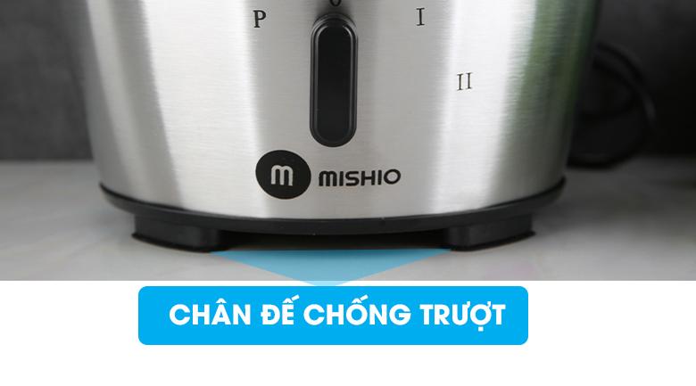 CHÂN ĐẾ - Máy ép trái cây Mishio MK-197