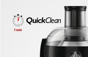 Làm sạch chỉ trong 1 phút