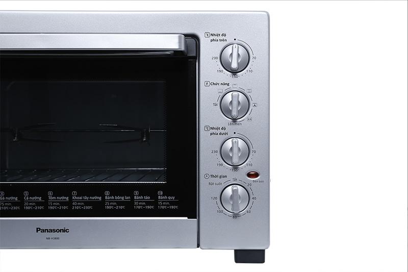 Lò nướng Panasonic NB-H3800SRA-3