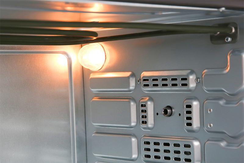 Bóng đèn chiếu sáng - Lò nướng Bluestone EOB-7548 38 lít