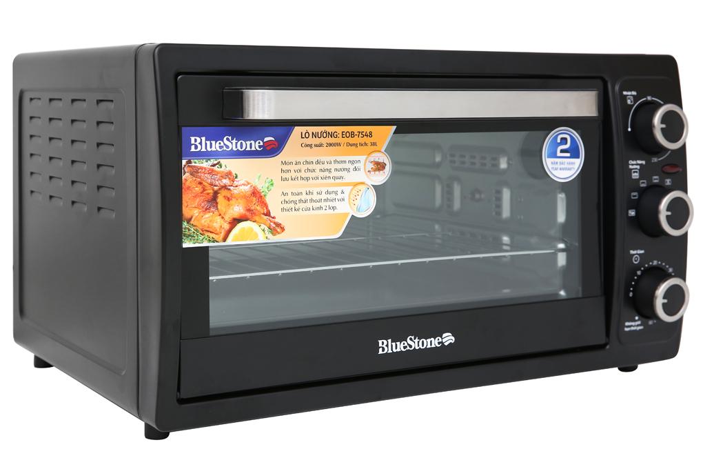 Công suất - Lò nướng Bluestone EOB-7548 38 lít