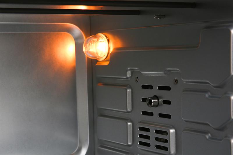 Đèn chiếu sáng - Lò Nướng Sanaky VH 5088N2D 50 lít