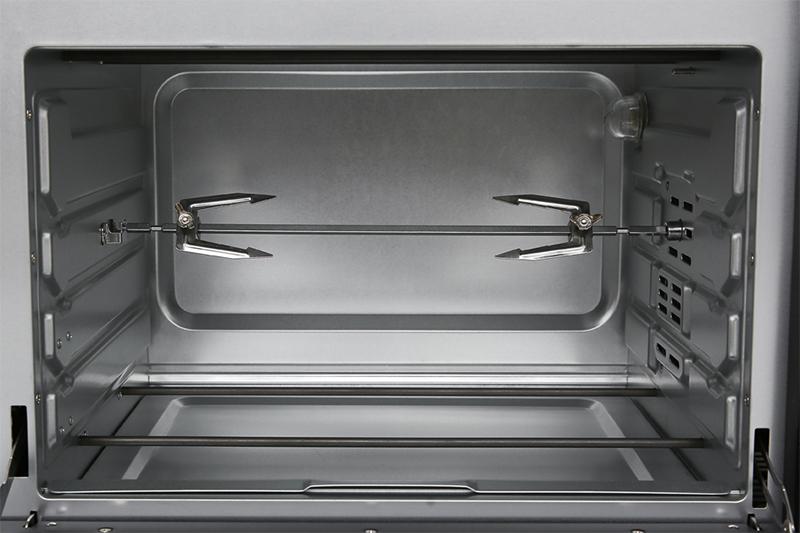 Công nghệ làm nóng bằng điện trở - Lò Nướng Sanaky VH 5088N2D 50 lít