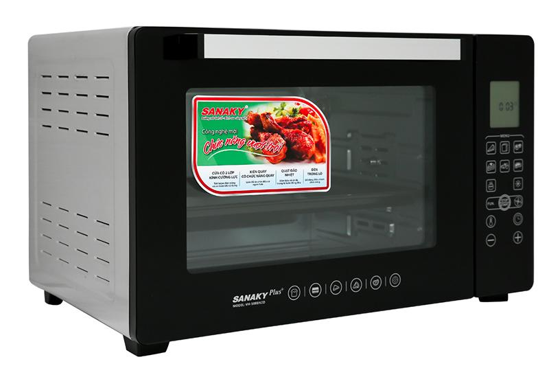 Lò Nướng Sanaky VH 5088N2D 50 lít