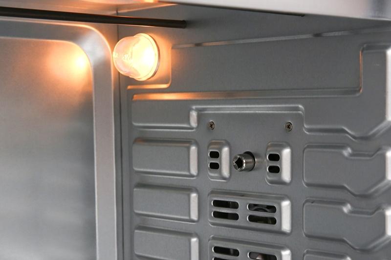 Đèn chiếu sáng - Lò nướng Bluestone EOB-7567 45 lít