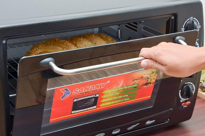 Sử dụng an toàn với kính 2 lớp giữ nhiệt có tay cầm chống bỏng