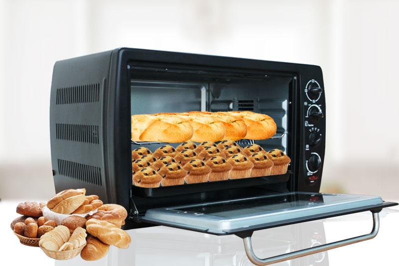 Lò nướng Sanaky VH509S 50 lít