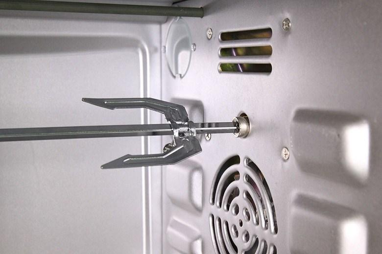 Thanh xiên quay cho món nướng chín đều, không bị cháy khét