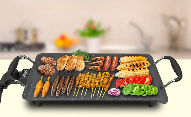 Bếp nướng điện Goldsun GR-GYC 1800