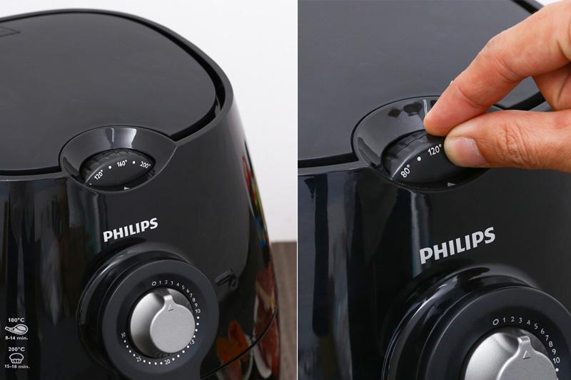 Nồi chiên không dầu Philips HD9220/20-4
