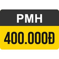 Phiếu mua hàng 400.000đ