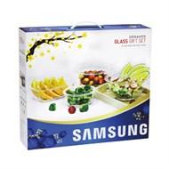 Bộ 4 hộp thủy tinh LocknLock LLG855S4SS (Z-000147)_KM TV Samsung