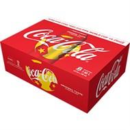 Thùng Cocacola (24 lon) Khuyến mãi