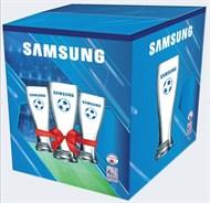 Bộ 4 ly thủy tinh Brasserie (Khuyến mãi TV Samsung)