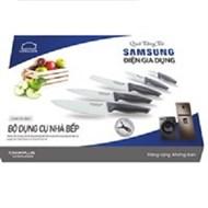 Bộ 6 dao L&L CKK101S01 - KM Samsung