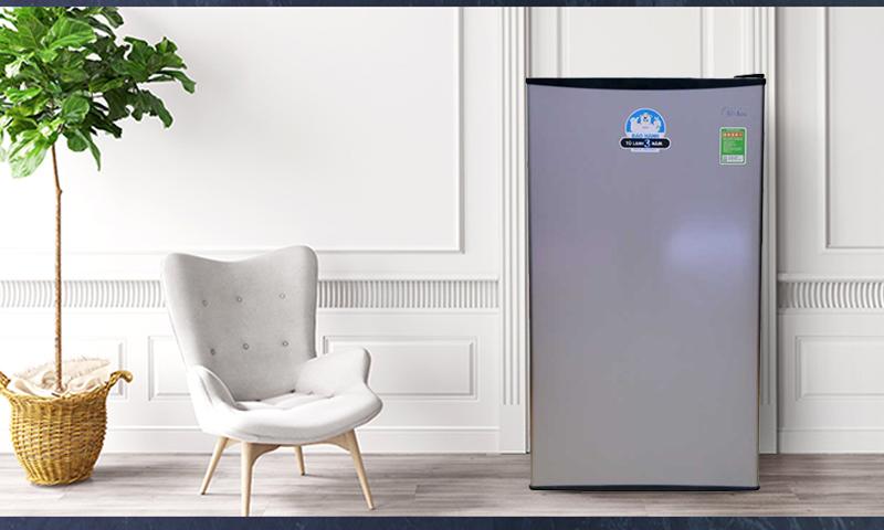 Tủ lạnh Midea HS-122TTY