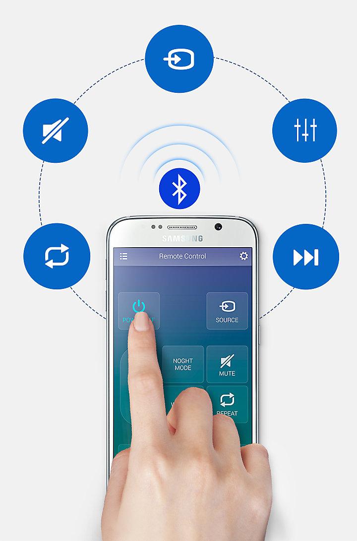 Kết nối Bluetooth với điện thoại