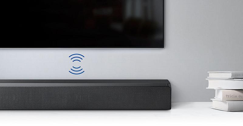 Loa thanh Samsung HW -MS550 450W – Kết nối Bluetooth