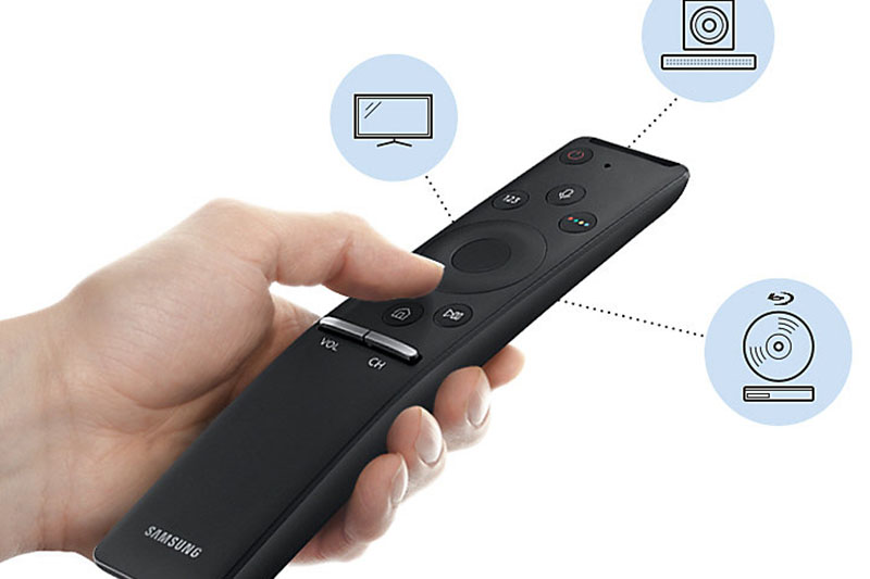 Loa thanh Samsung HW -MS550 450W – Điều khiển thông minh