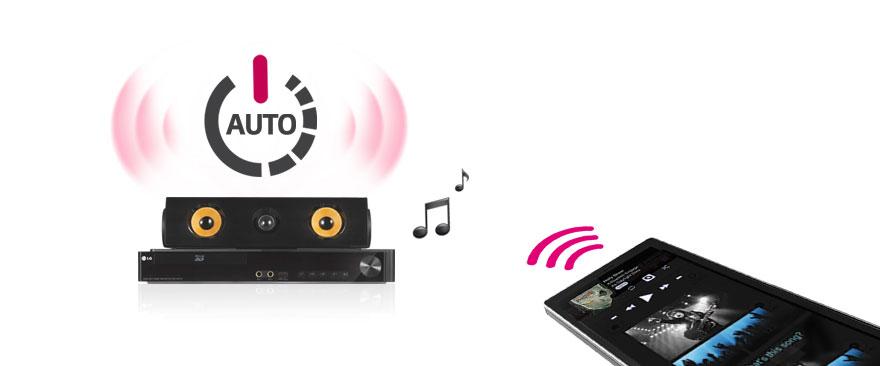 Kết nối không dây qua Bluetooth
