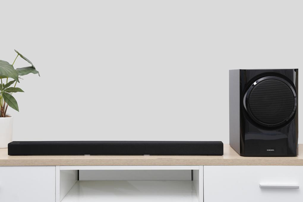 Cần Ra đi Loa thanh soundbar Samsung 2.1 HW-K350