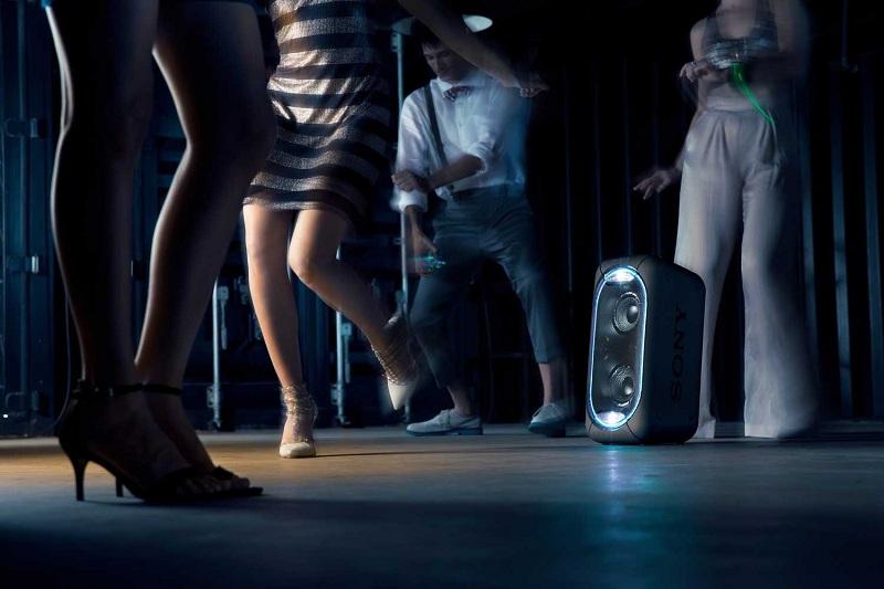Dàn âm thanh Hifi Sony GTK-XB60 – Kéo dài khả năng thưởng thức âm nhạc